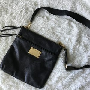 Black Juicy Couture Flat Cross body